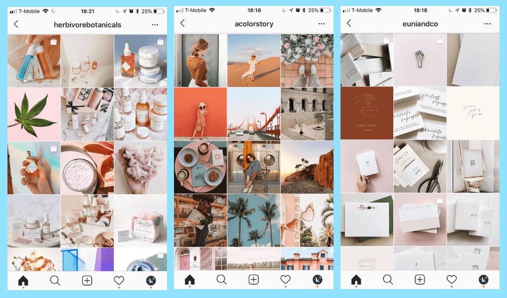 Esempio Profilo Instagram